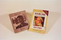 PHOTO: Two books the 'Quiet Strength' and the 'Dear Mrs. Parks: A Dialogue with Today's Youth'