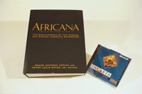 PHOTO: 'Encarta Africana 2000' CD