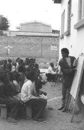 Street school for street kids
