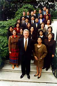 Photo of Latino Appointees