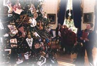 Photo of White House Christmas Tour