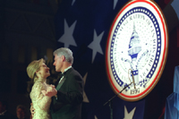 [PHOTO: The President and